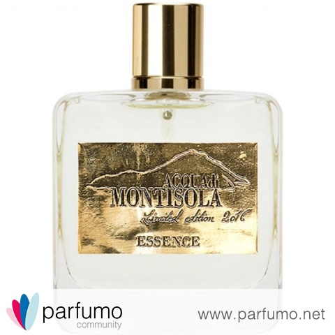 Acqua di Montisola Essence Limited Edition 2016 by Acqua di Montisola