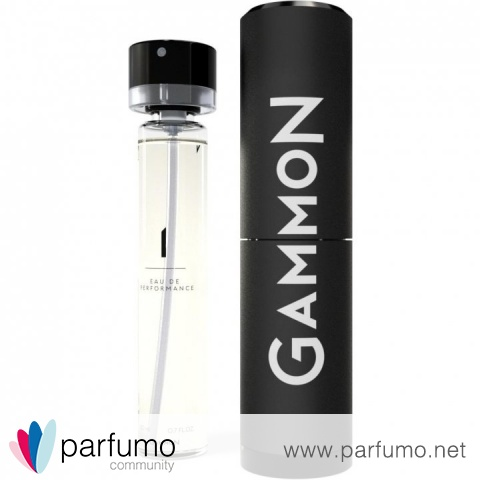 1 - The Black Tee Eau de Performance by Gammon