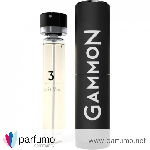 3 - The Leather Jacket Eau de Performance by Gammon