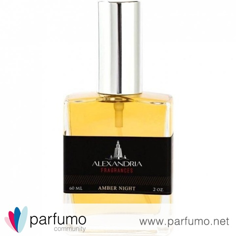 Amber Night by Alexandria Fragrances