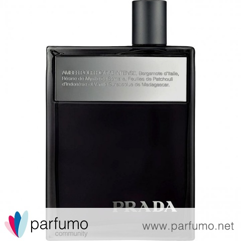 prada amber pour homme intense reviews and rating. Black Bedroom Furniture Sets. Home Design Ideas