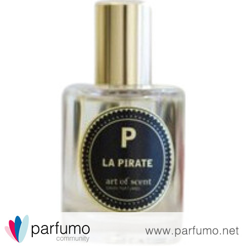 La Pirate by Art of Scent Swiss Perfumes