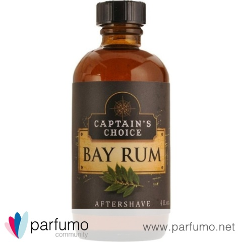 Bay Rum von Captain's Choice
