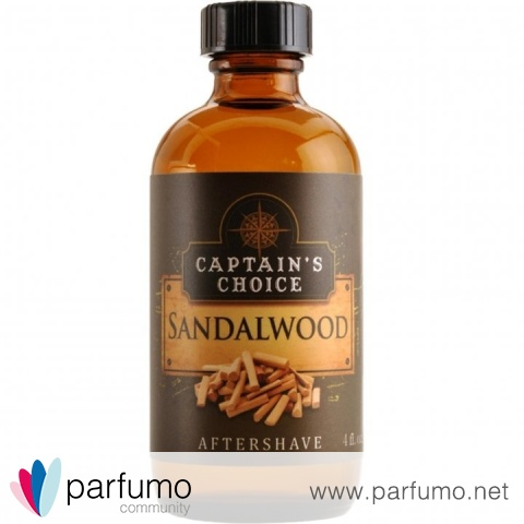 Sandalwood von Captain's Choice