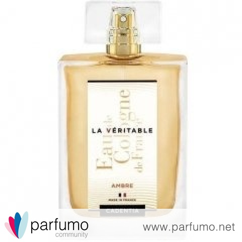 La Véritable - Ambre by Laboratoires Cadentia
