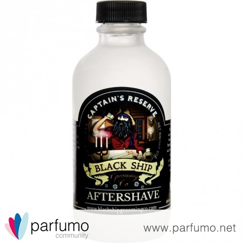 Captain's Reserve by Black Ship Grooming Co.