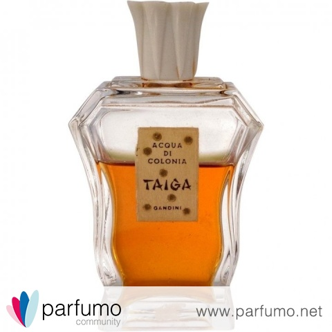 Taiga (Acqua di Colonia) by Gandini