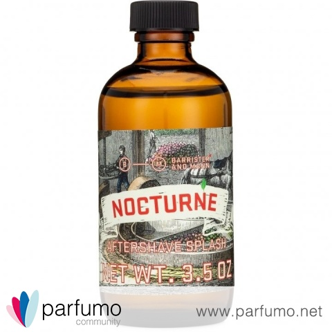 Nocturne by Barrister And Mann