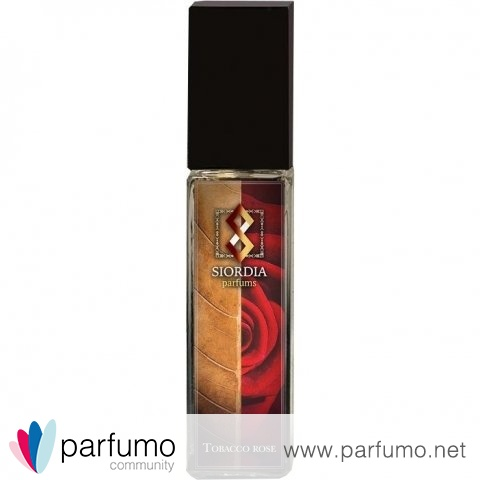 Tobacco Rose von Siordia Parfums
