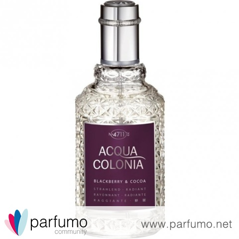Acqua Colonia Blackberry & Cocoa by 4711