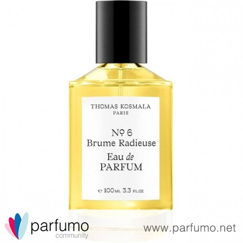 Nọ 6 - Brume Radieuse by Thomas Kosmala
