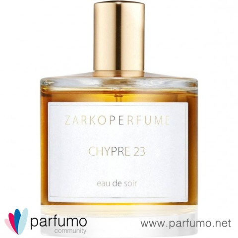 Chypre 23 by Zarkoperfume