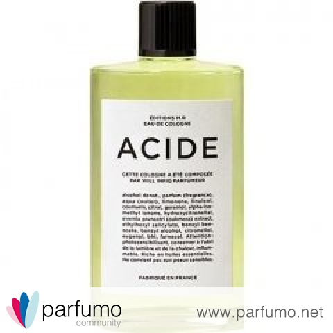 Acide by Editions M. R.