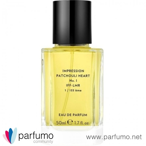 Impression Patchouli Heart No.1 by Ostens