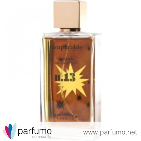 insupErable Woman n.13 von Eminence Parfums