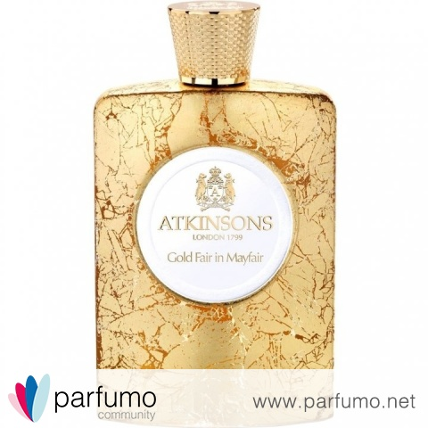 Gold Fair in Mayfair by Atkinsons