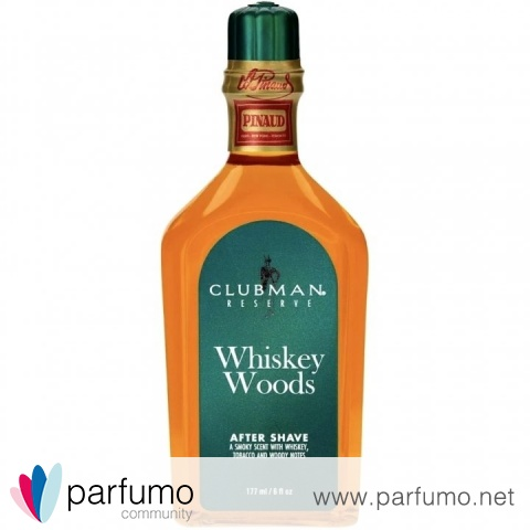 Whiskey Woods by Clubman / Edouard Pinaud