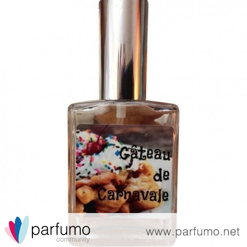 Gâteau de Carnavale by Kyse Perfumes / Perfumes by Terri