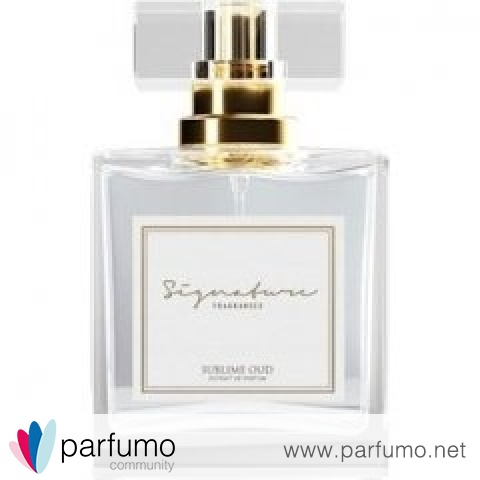 Sublime Oud von Signature Fragrances