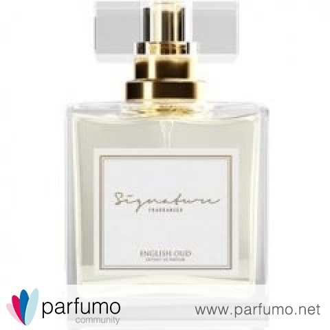 English Oud von Signature Fragrances