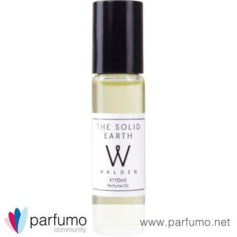 The Solid Earth (Perfume Oil) von Walden Perfumes