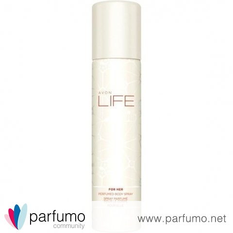 Life for Her by Kenzo Takada (Body Spray) von Avon