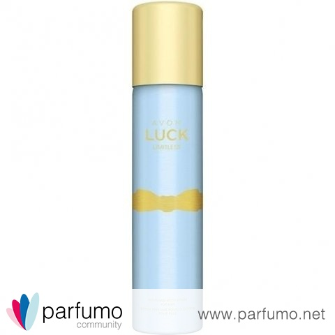 Luck Limitless for Her (Perfumed Body Spray) by Avon