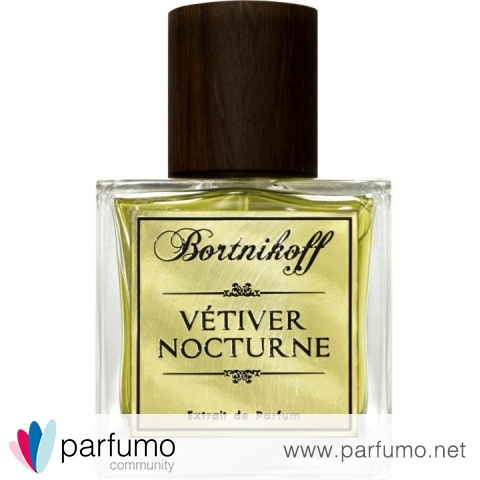 Vétiver Nocturne by Bortnikoff