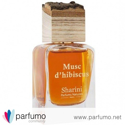 Musc d'Hibiscus by Sharini Parfums Naturels
