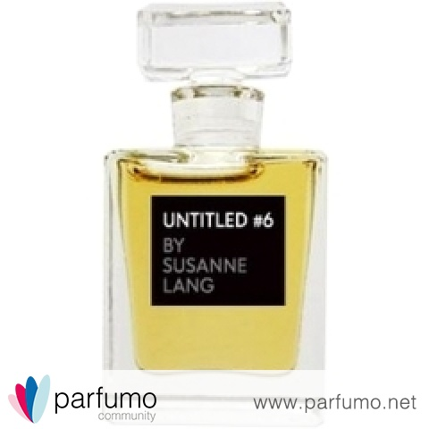 Untitled #6 by Susanne Lang by Lucky Scent