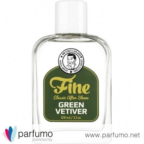 Green Vetiver by Fine