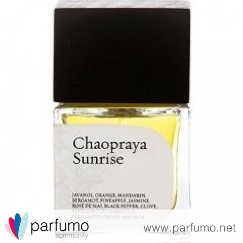 Chaopraya Sunrise by Pryn Parfum