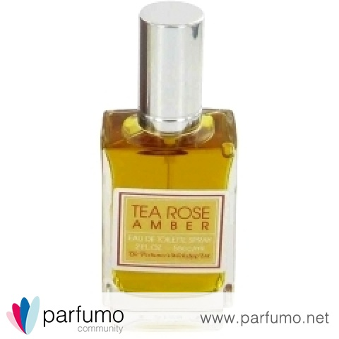 Tea Rose Amber by Perfumer's Workshop