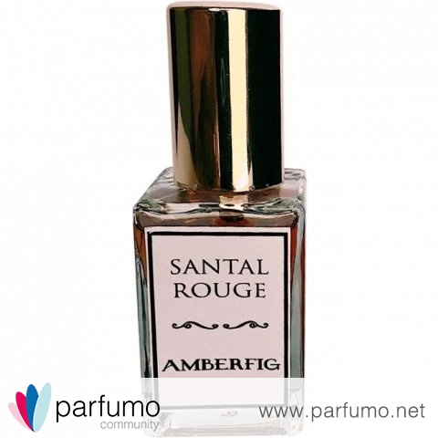 Santal Rouge by Amberfig