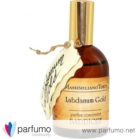 Labdanum Gold by Massimiliano – Il Profumiere