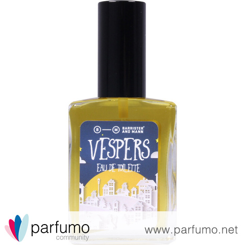 Vespers (Eau de Toilette) von Barrister And Mann