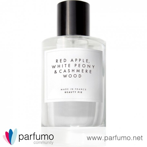 Red Apple, White Peony & Cashmere Wood by Beauty Pie