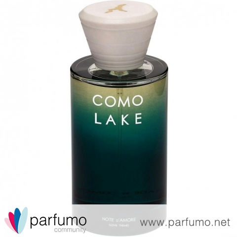 Note d'Amore by Como Lake