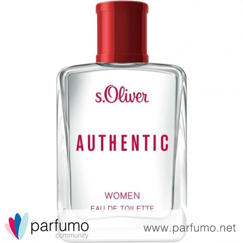 Authentic Women (Eau de Toilette) von s.Oliver