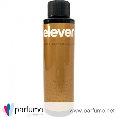 Amber, Patchouli & Oak by Eleven