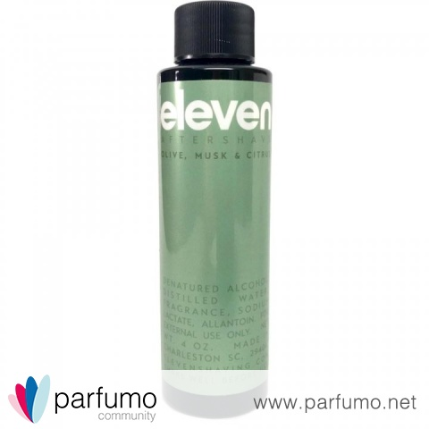 Olive, Musk & Citrus by Eleven