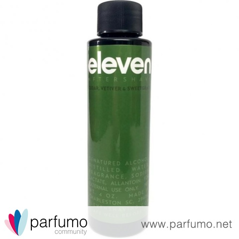 Cedar, Vetiver & Sweetgrass by Eleven
