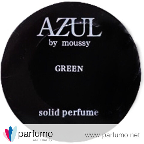 AZUL by moussy - Green / アズール バイ マウジー グリーン (Solid Perfume) by moussy / マウジー