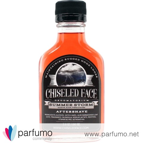 Summer Storm (Aftershave) von Chiseled Face