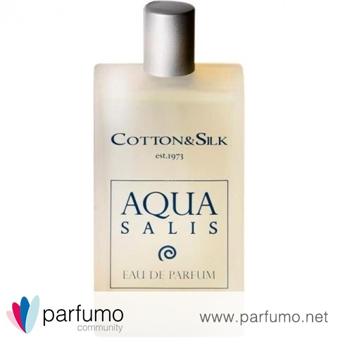 Aqua Salis von Cotton & Silk