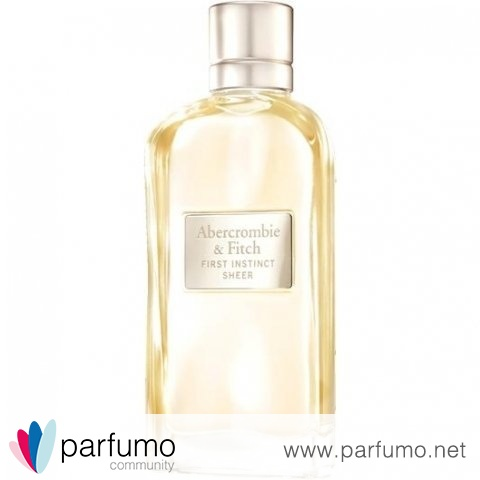 First Instinct Sheer by Abercrombie & Fitch
