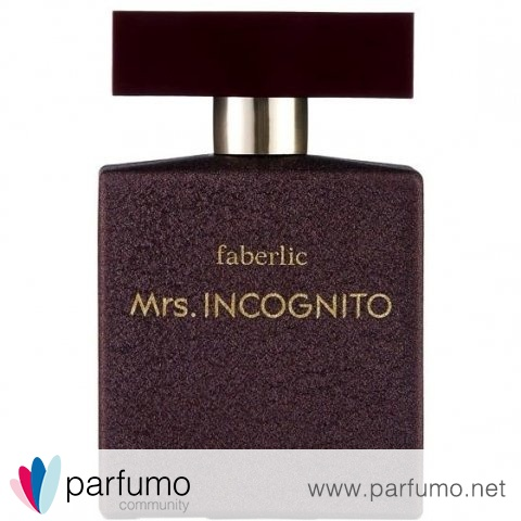 Mrs. Incognito by Faberlic