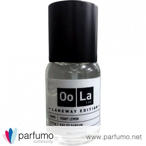 Funky Lemon by Oo La Lab