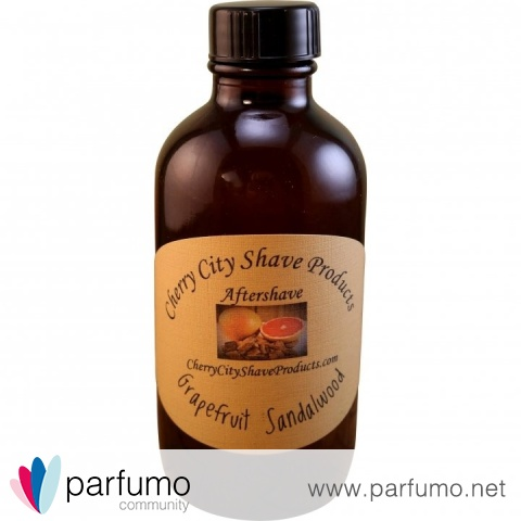Grapefruit Sandalwood von Cherry City Shave Products