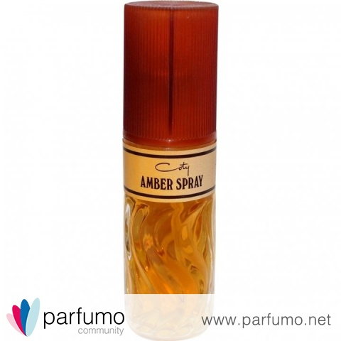 Amber Spray by Coty